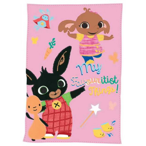 720-486 bing girl blanket #48 @48